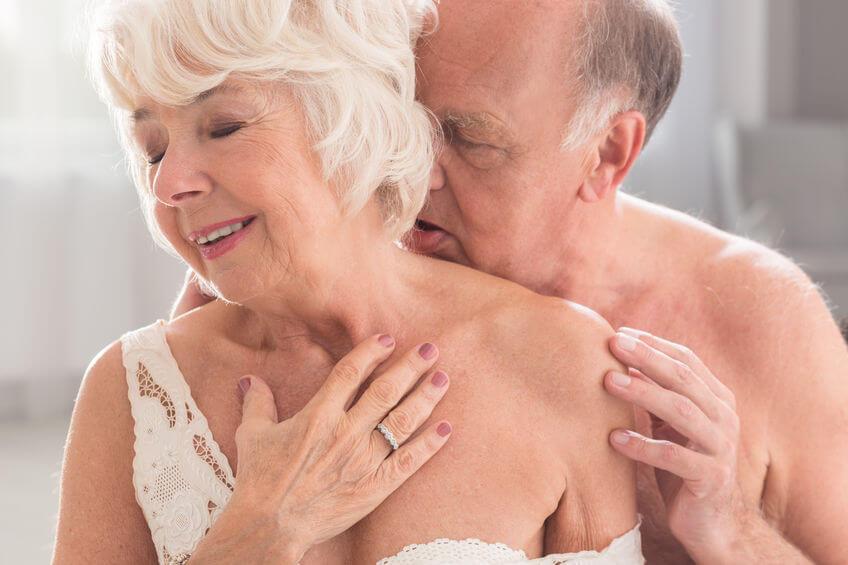 Alter geschlechtsverkehr im Schmerzen beim