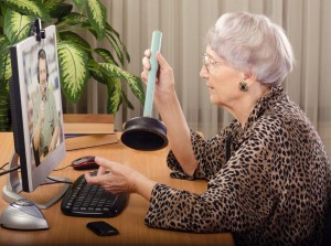 Senioren und Internet