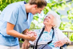Pflege + Betreuung