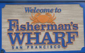 Fisherman`s Warf: