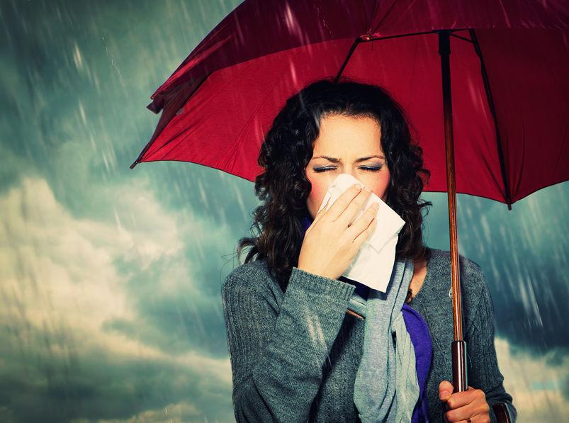 #49plus Grippe oder Erkältung