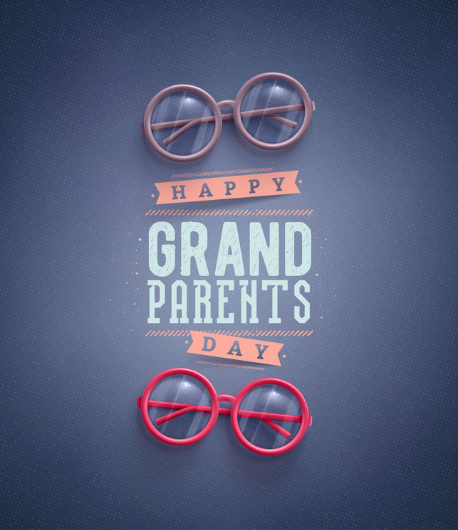Hilfe der Großeltern