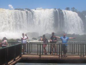 """Wasserfälle von """"Iguazú """""""