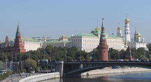 #49plus Präsidentenpalast von Putin in Moskau