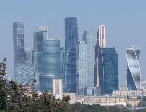 #49plus Das moderne Moskau