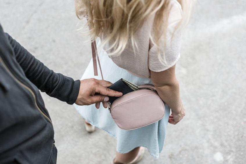 #49plus Schutz vor Taschendieben