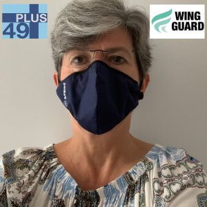 #49plus Maskentest