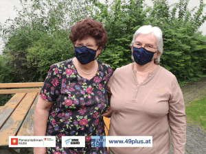 #49plus Maskentext
