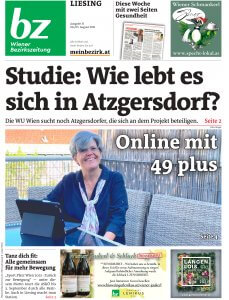 #49plus und Wiener Bezirkszeitung