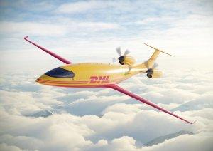 #49plus DHL kauf E-Flugzeuge